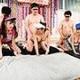 エスワン15周年スペシャル大共演 第3弾 超豪華S1女優大集合 素人チ●ポをヌキまくりハメまくり夢の大乱交! ファン大感謝祭ツアー