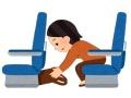 【画像】女さん、とんでもない物を持ち込んで飛行機に乗ろうとする