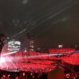 『【乃木坂46】同色のサイリウムが会場一面を染める光景が美しすぎてヤバい・・・【6th YEAR BIRTHDAY LIVE 1日目】』の画像