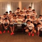 ◆画像◆U24日本代表全員がシャツも靴もアシックス!久保くんさんが下半身はダメと言った理由?