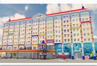 【悲報】レゴランドさん、レゴホテルを作ってしまう ビジホ並の広さで1泊3万円~ 【画像あり】