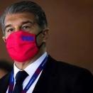◆悲報◆バルセロナ会長ラポルタ沈黙を破る:「スーパーリーグは絶対に必要だ」…未練たらたら