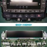 『自動車エアコンパネル(アルファード?)のLED打ち換え(LED交換)手術』の画像