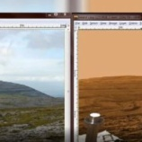 『NASAの火星の写真がカナダとそっくり』の画像