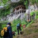 8月の日帰り山行 鳥取県 三徳山三佛寺投入堂
