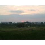『お彼岸の太陽』の画像