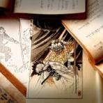 巡礼狸の刀剣社寺めぐり(再刃)