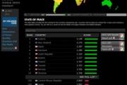 世界平和ランキング、日本は3位 マイナス要因は隣りの「あの国」