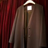 『【irise】 2WAYコートジャケット』の画像