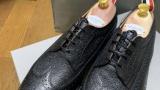 革靴買ってきたんだけど、どう思うか率直に言ってくれwww(※画像あり)