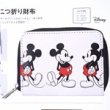【速報】mini (ミニ) 2019年 12月号 《特別付録》 シップス ミッキーマウス 二つ折り財布