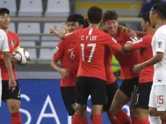 【 アジアカップ試合結果 】<ゴール動画> グループC首位決戦!韓国が中国を2-0で下し首位突破!