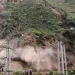 【動画】中国、超規模の土砂崩れが発生!ちょっと間をおいてさらに超超規模の…!? [海外]