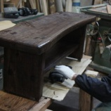 『桐のベンチ・3』の画像