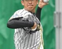 40歳の阪神・能見、山本昌氏から「45歳まで現役バリバリだろう」