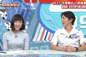 【朗報】竹内由恵(32)、はしゃぐ