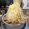 ■池袋の「らーめん大」で、デカ盛りチャーシュー麺!