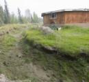 アラスカ永久凍土が温暖化で溶け始めていることが判明
