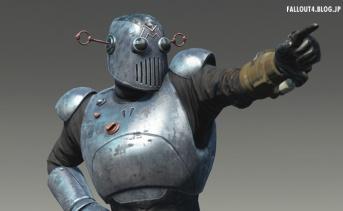 DLC『Automatron』の新規アイテム一覧