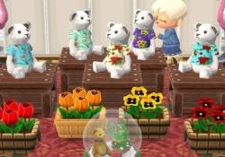 【ポケ森】ガーデン初心者必見!花柄家具コンプ用のチューリップの交配はこの色から始めよう!