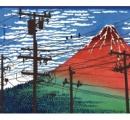 『電柱はこんなに景観を台無しにしています』という風刺画像、むしろカッコいいんじゃないかと話題