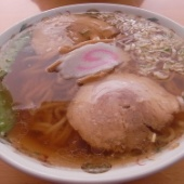 佐野ラーメン 匠屋 柔らかくツルツルとした食感がたまらない麺