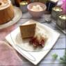 アールグレイ香るふんわりふわふわ紅茶シフォンが素敵アイディアです!