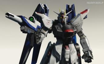 Gundam Breaker WIP