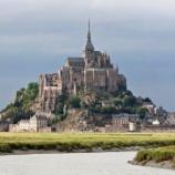 『行った気になる世界遺産 モン・サン=ミシェルとその湾』の画像