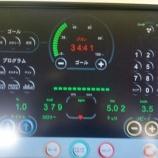 『今週はスポーツクラブのランニングマシンでトレーニング』の画像