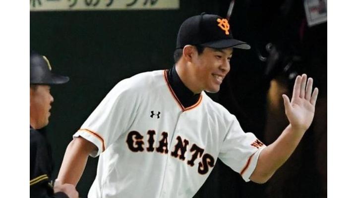 巨人・高木京介「声援が力になって普段どおり投げられました」