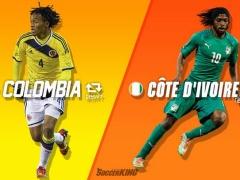 【速報】日本と同組、コロンビアがコートジボワールをくだして勝ち点6に!(動画あり)