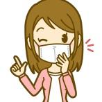 【画像】このマスク美人の『素顔』→見たいか?wwwwwww