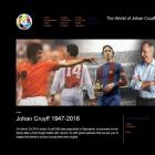 『【サッカー】ヨハン・クライフ死去 享年68歳』の画像