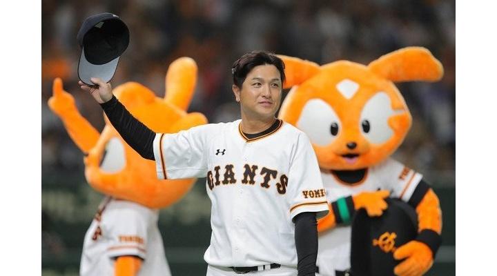 元巨人監督の高橋由伸さん、広島テレビに出演!