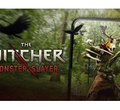 ウィッチャーのARゲーム『The Witcher: Monster Slayer』がiOS/Androidでサービス開始。怪物の習性を読み、リアルタイム時間・気象を加味して追跡し、狩るハンティングRPG