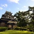 『松江城』へ。