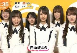 【ビジュアル最強】日向坂46のフロントメンバーがこちらwww可愛いじゃんwwww