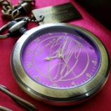 『有限会社アサミズカンパニー エヴァンゲリオン新幹線500 TYPE EVA懐中時計予約販売開始!』の画像