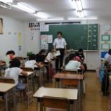 『小6生,第3回 定期テストに向けて 特訓』の画像