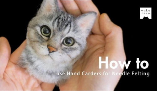 日本人が製作した羊毛フェルト猫が凄すぎると海外からも大絶賛