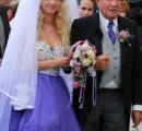 【画像】24歳の「Playboy」誌のモデル、81歳の大富豪と結婚