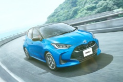 トヨタ、新型「ヤリス」2020年2月10日発売。139万5000円から