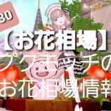 『【お花相場】プクモッチの相場情報10/30』の画像