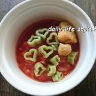 『カルディホールトマト缶&リコピンたっぷりおやつ』の画像