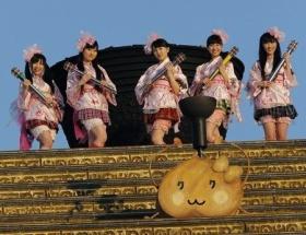 ももクロ、史上最年少・女性グループ初となる東京・国立競技場公演開催!