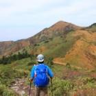 『日本百名山 巻機山☆その2 ラスト 巻機山山頂♪』の画像