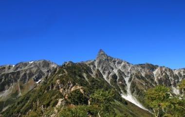 『日本百名山 槍ヶ岳へ☆paraさん動画 完結編♪』の画像