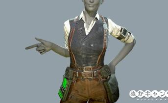 K.D.インクウェルの衣装