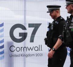 G7会場を厳重警備する特殊部隊がめちゃくちゃ可愛いと話題にwwwww